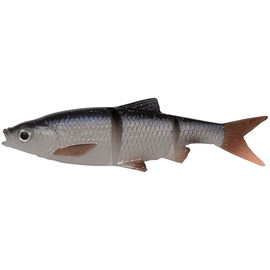 3D Roach Swim&Jerk 7.5cm/4gr (4buc/plic), Varianta: 3D Roach Swim&Jerk 7.5cm/4gr (4buc/plic) Roach
