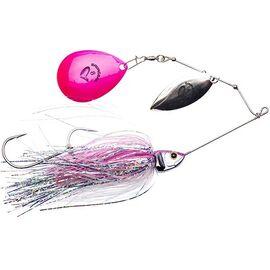 Da'Bush Spinnerbait 42gr, Varianta: Da'Bush Spinnerbait 42gr Pink Flash