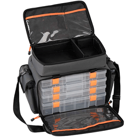 Lure Bag Savage 6 boxes (M) 30x40x22cm, Varianta: Lure Bag Savage 6 boxes (M) 30x40x22cm
