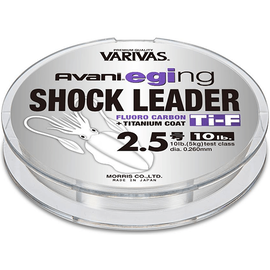 Avani Shock Leader Titanium Fluorocarbon 30m, Varianta: Avani Shock Leader Ti-Fl 30m 0.260mm/10lb/4.53kg