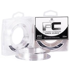 RTB Fluorocarbon FC Shockleader 50m 0.198mm-0.231mm, Varianta: RTB Fluorocarbon FC Shockleader 50m #1.5 0.216mm/7.5lb