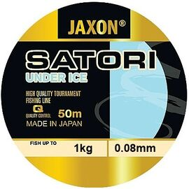 Fir satori under ice 50m 0.08mm-0.20mm, Varianta: Fir Satori Under Ice 50m 0.08mm/1kg