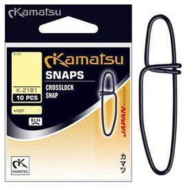 Agrafa Crosslock K-2181 (10buc/plic), Varianta: Agrafa Crosslock K-2181 (10buc/plic) Nr.0