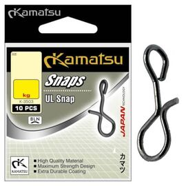 Agrafa UL Snap K-3503 (10buc/plic), Varianta: Agrafa UL Snap K-3503 (10buc/plic) Mar.S/3kg