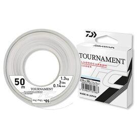 Tournament Fluorocarbon Leader 50m 0.20mm-0.23mm, Varianta: Tournament Fluorocarbon Leader 50m 0.23mm/8lb/4.3kg