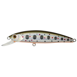 Minnow 62SP 6.2cm/4.6gr, Varianta: Minnow 62SP 6.2cm/4.6gr HG Silver Amago
