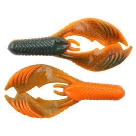 Craw Chunk 9.5cm (8buc/plic), Varianta: Craw Chunk 9.5cm (8buc/plic) Crawdad
