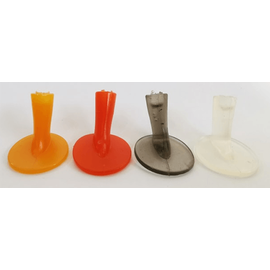 Set cozi de rezerva Spinjet 5 13cm (4buc/pachet), Varianta: Cozi de rezerva Spinjet 5 13cm (4buc/pachet) Multicolor